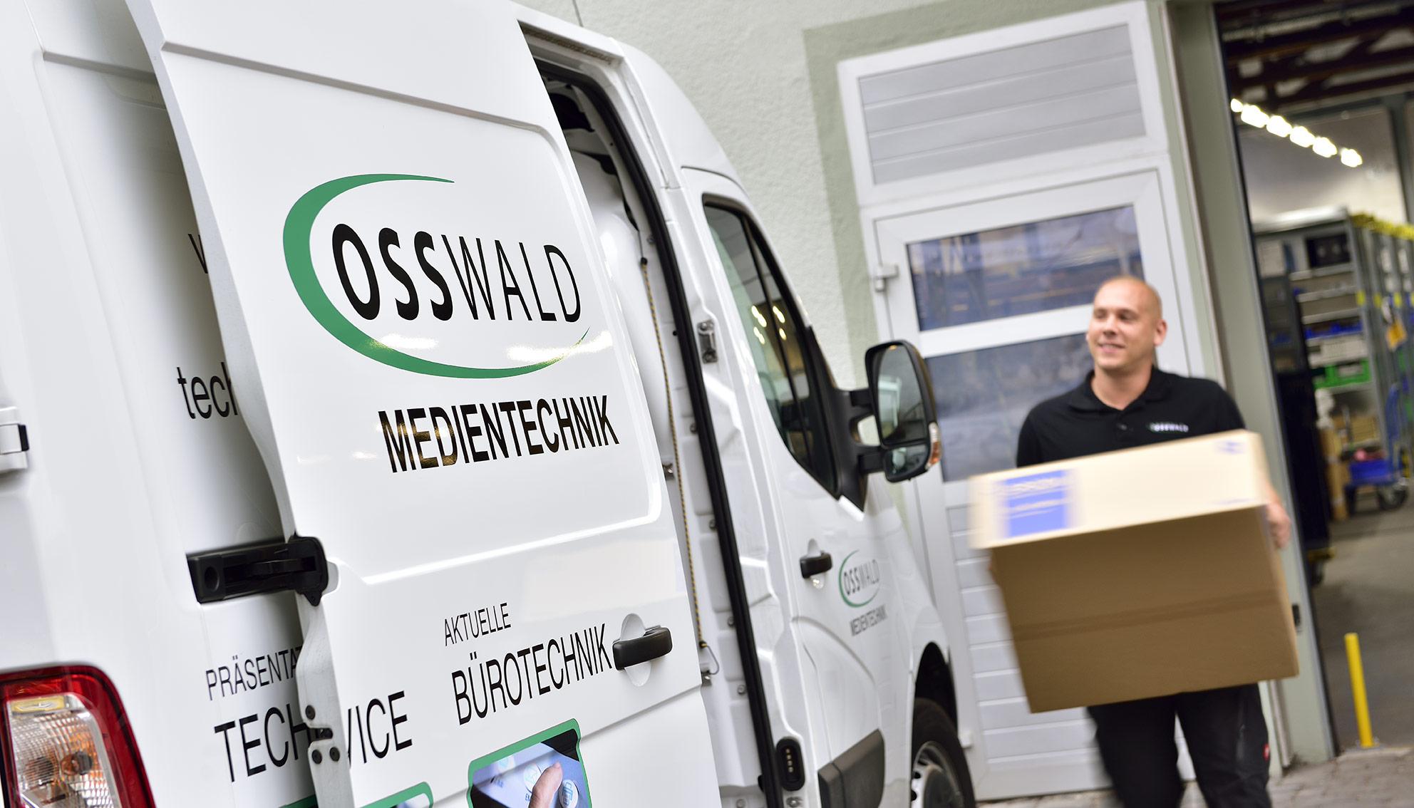 C Osswald Bürobedarf C Artikel Medientechnik Osswald